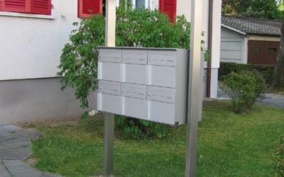 Briefkastenanlagen